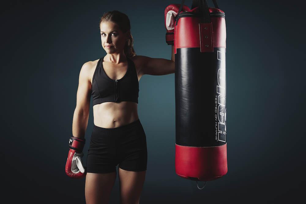 Fitness photoshoot for Brenda