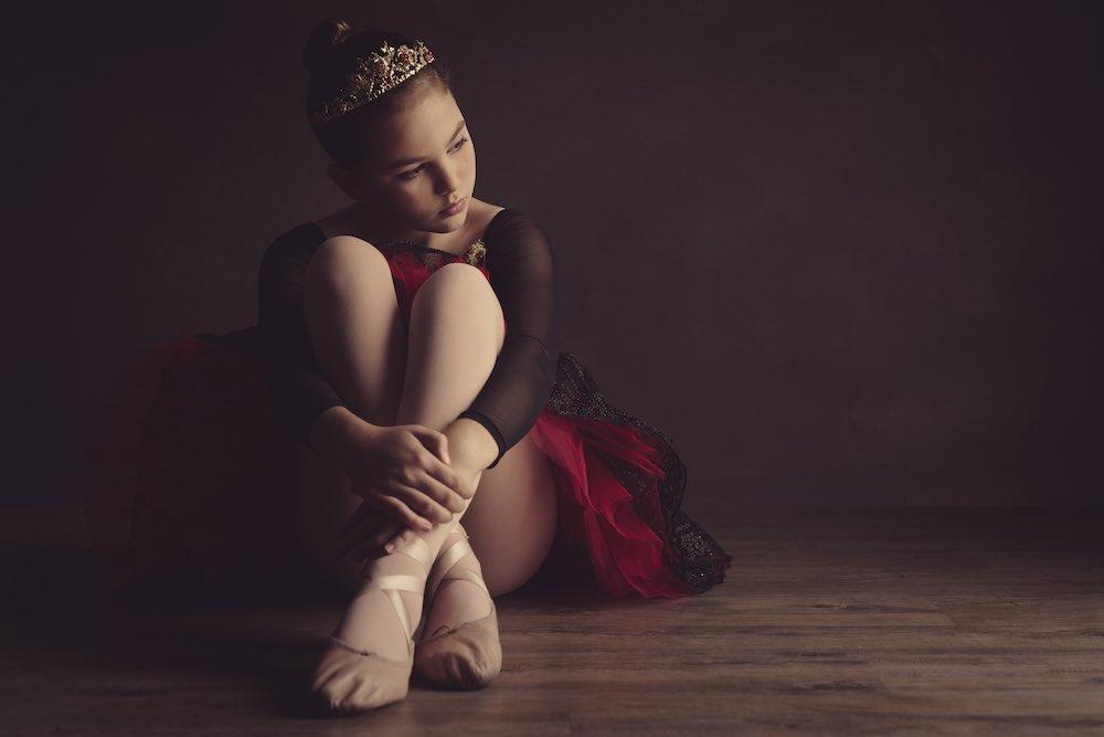Child photos princess dancer