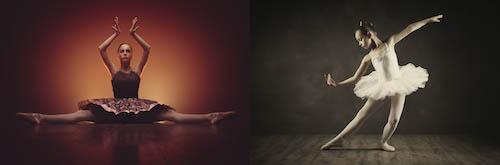Child dance photography