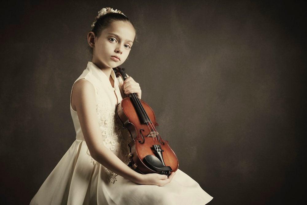 Child music portraits 009
