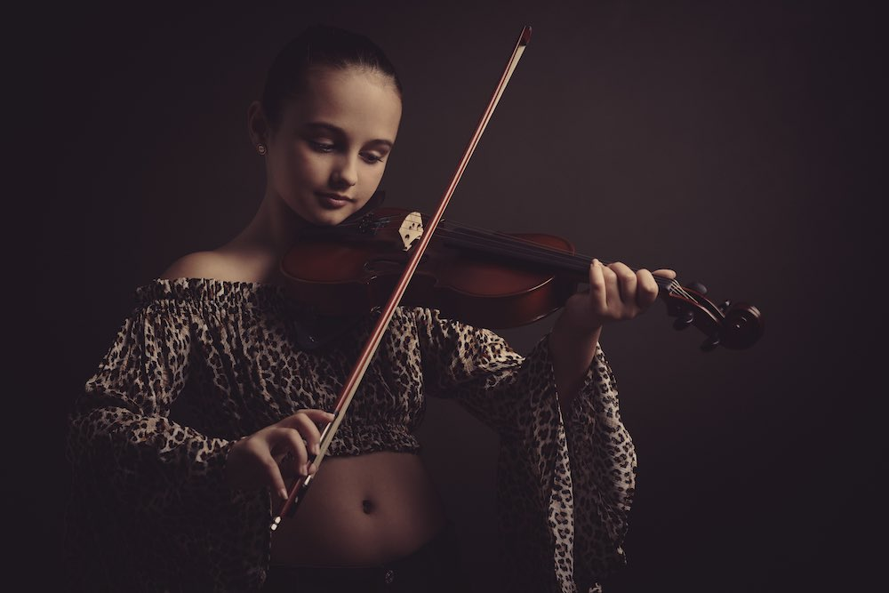 Child music portraits 013
