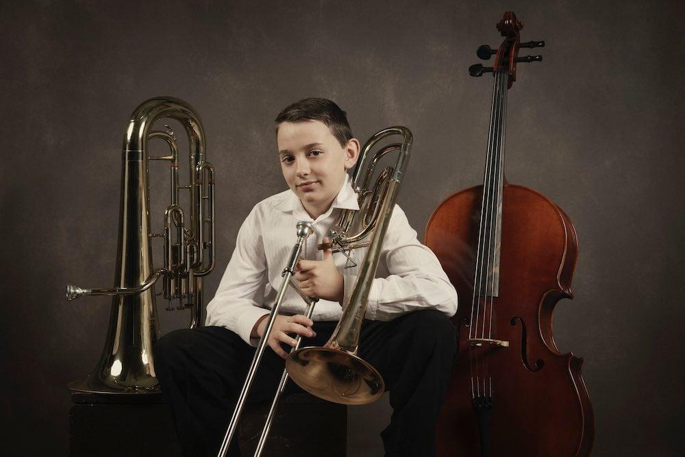 Child music portraits 017