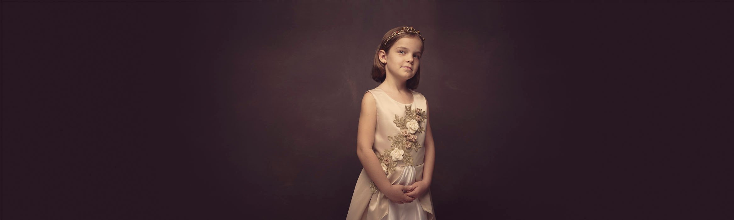 Child princess photography