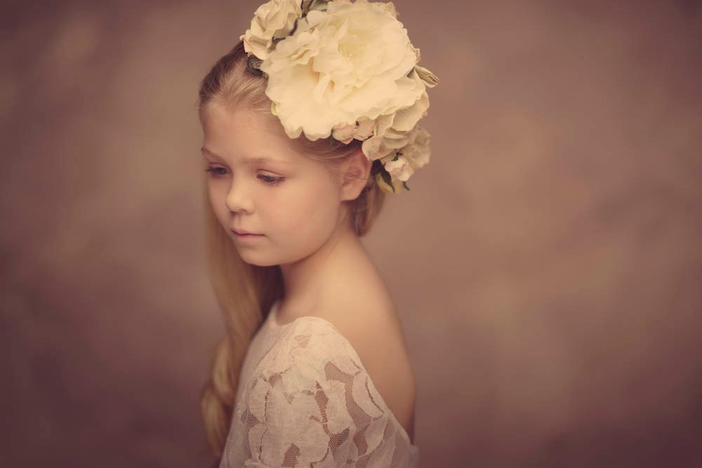 children's photography for Georgie