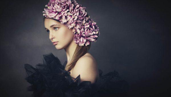 Lucienne model portfolio featured