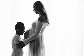 Maternity photography Queensland