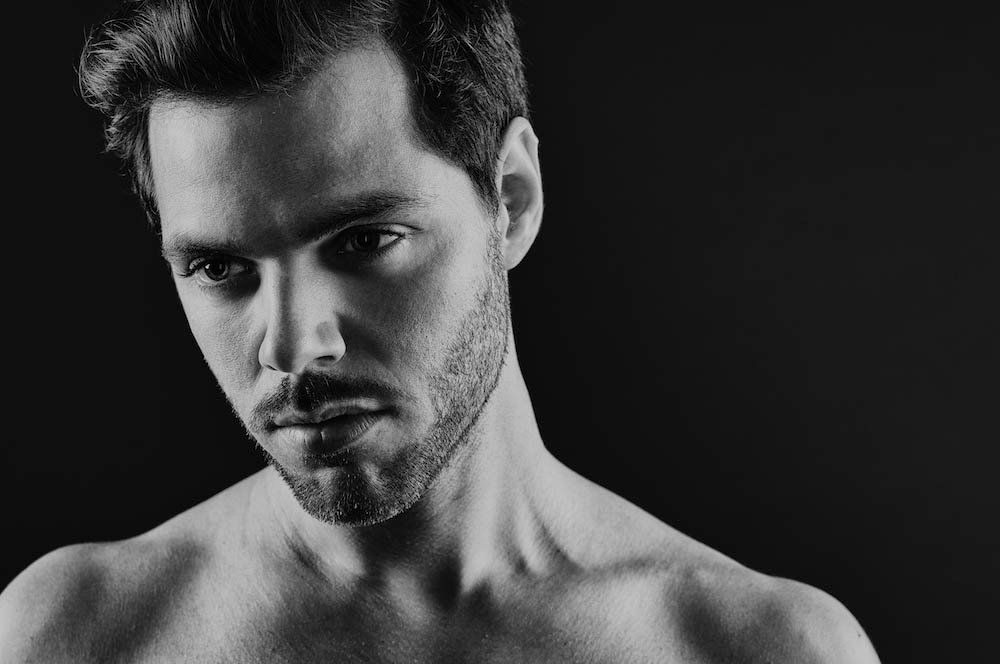 Men's photography with Patrizio