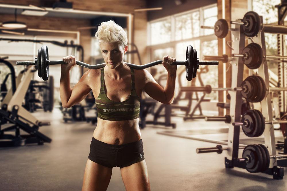 Kirsy gym 1