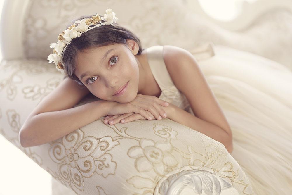 girls princess portrait