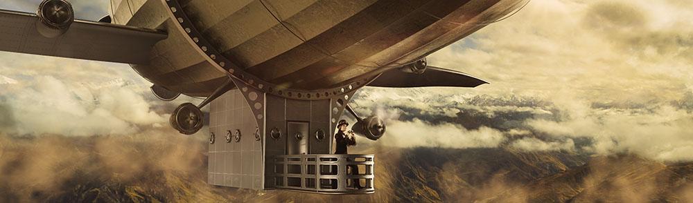 Airship binocs 1