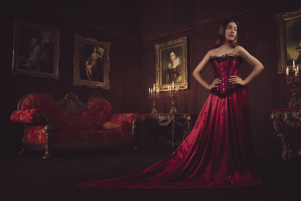 007 glamour cgi photography