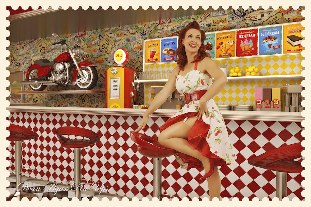 034 pinup photography