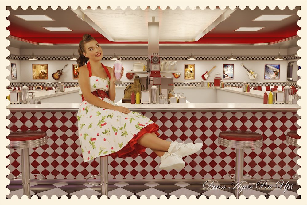 051 pinup photography